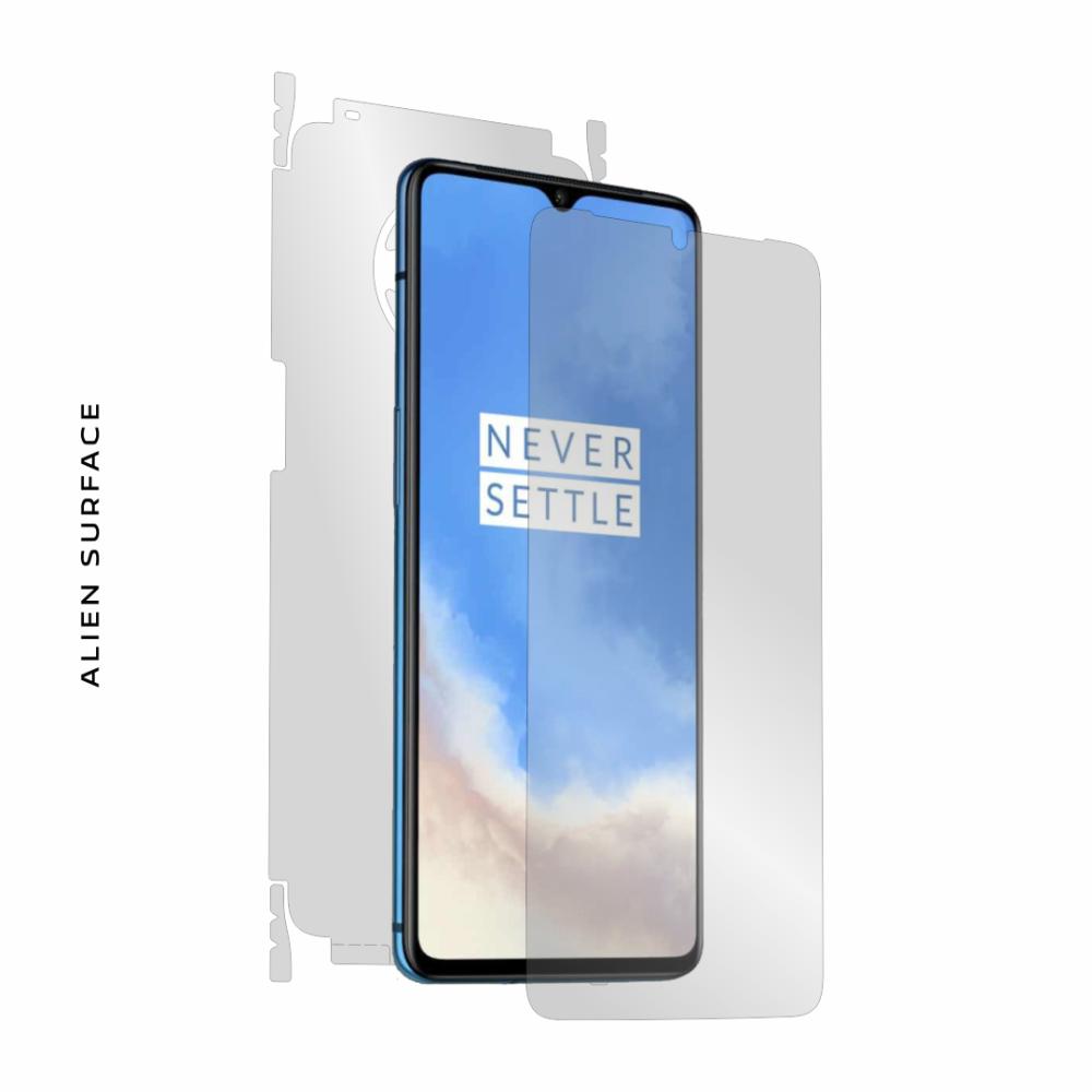 OnePlus 7T folie protectie Alien Surface