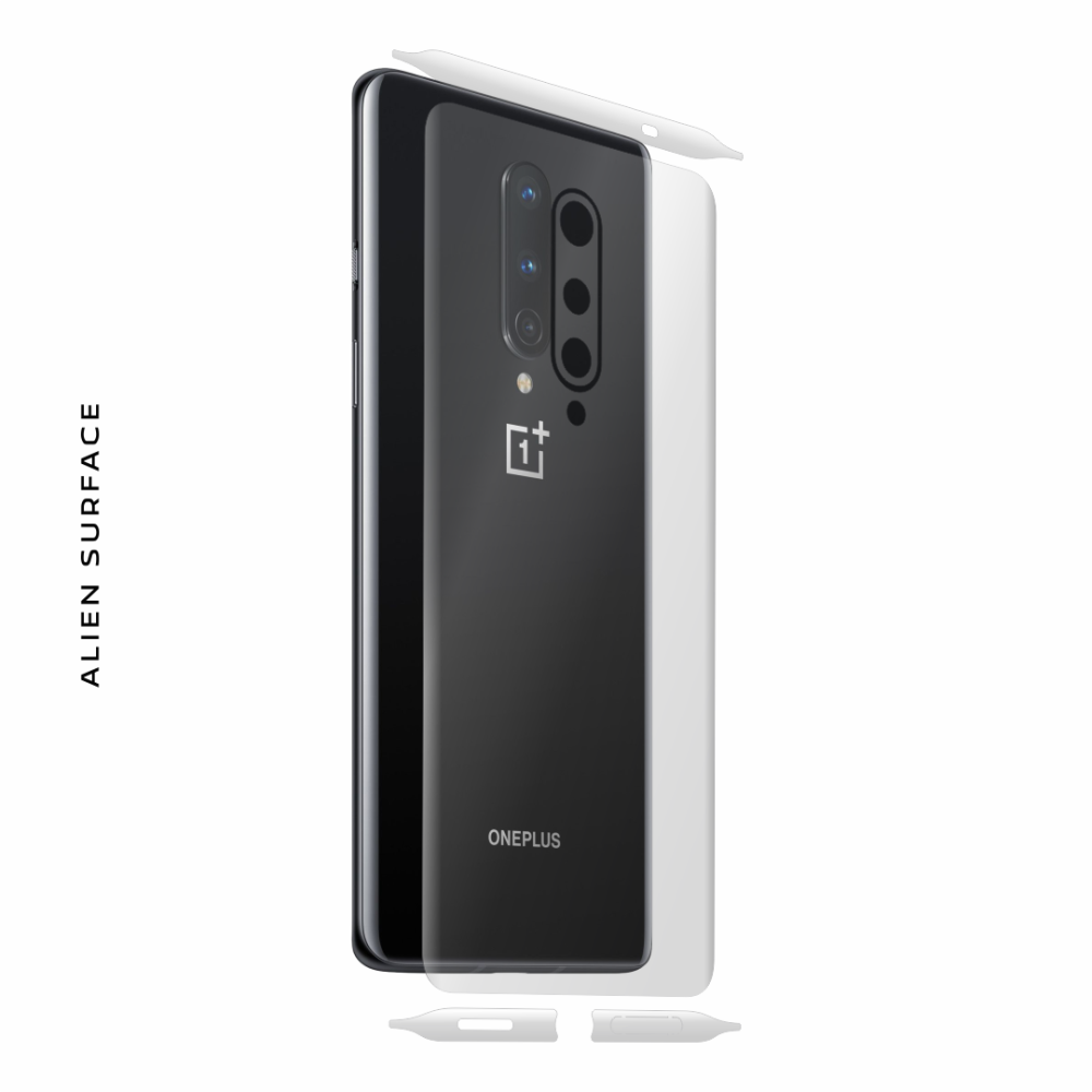 OnePlus 8 folie protectie Alien Surface