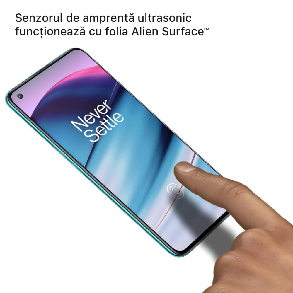OnePlus Nord CE 5G folie protectie Alien Surface