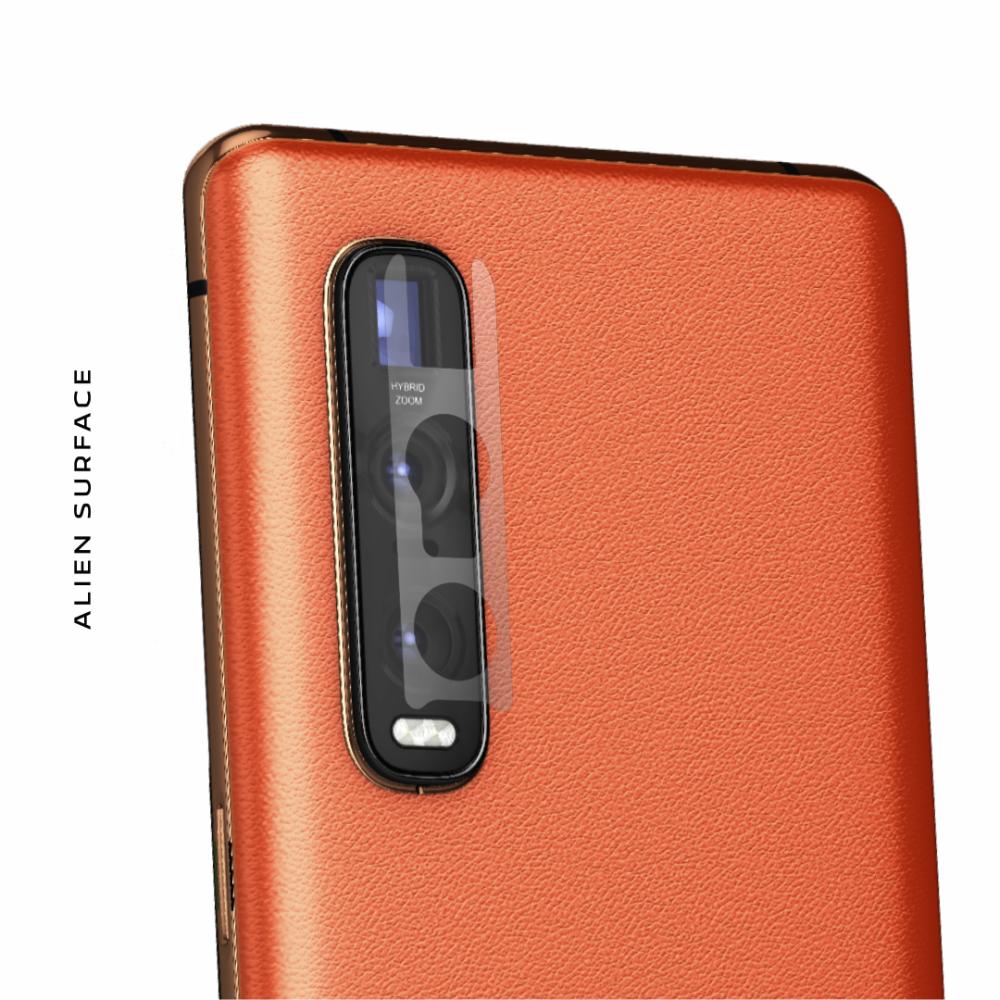 Oppo Find X2 Pro (Orange, Gray) folie protectie Alien Surface