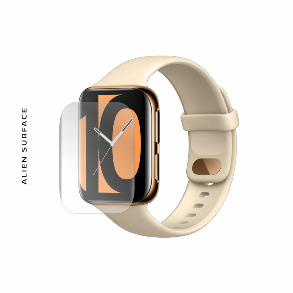 Oppo Watch 46mm (Wi-Fi) folie protectie Alien Surface