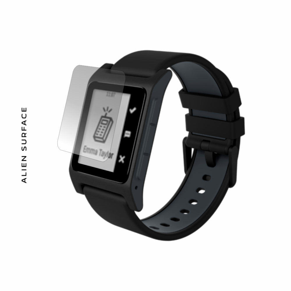 Pebble 2 SE folie protectie Alien Surface