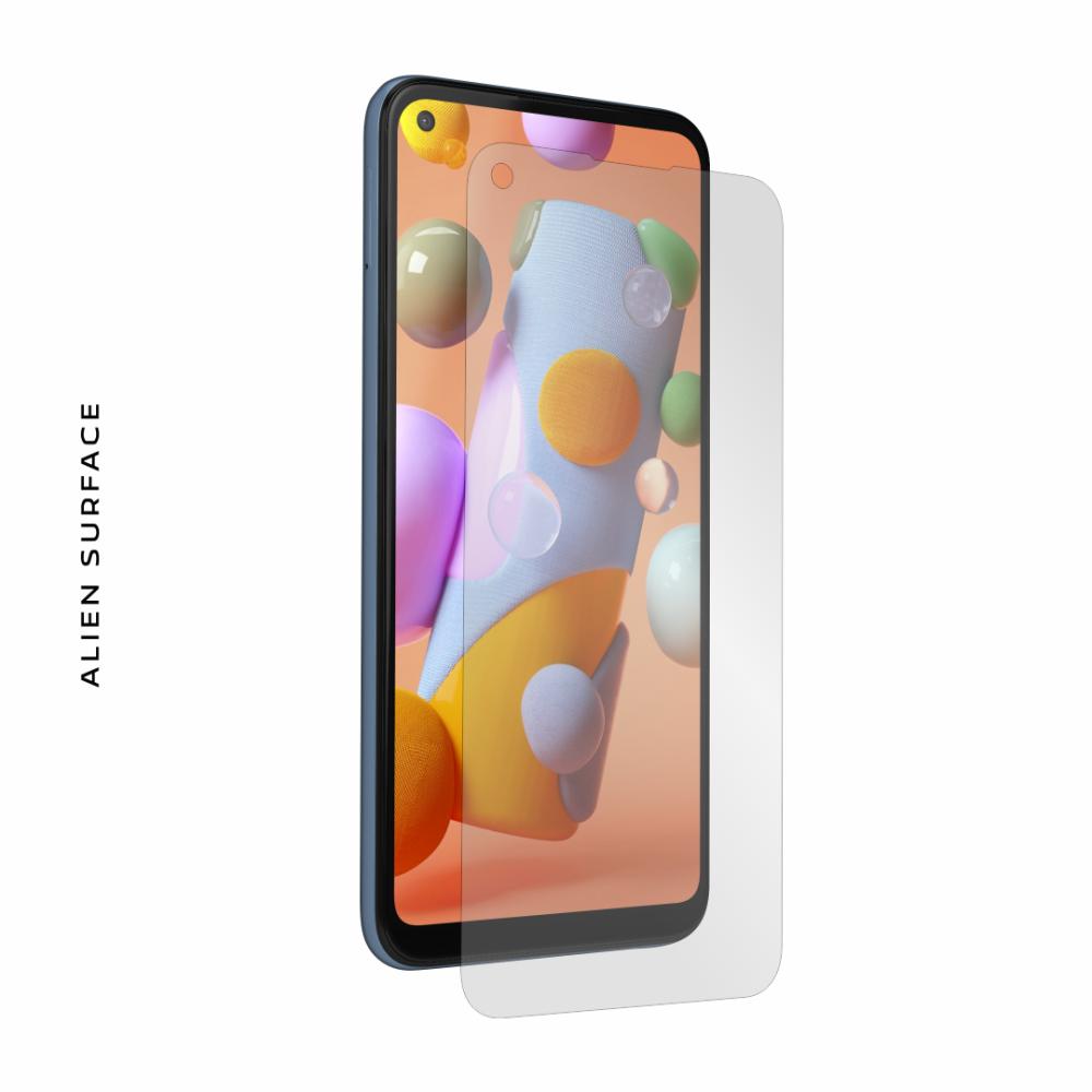 Samsung Galaxy A11 folie protectie Alien Surface