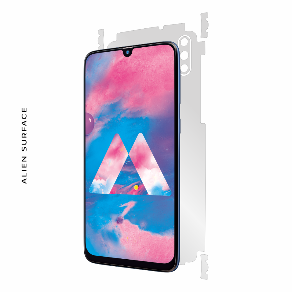 Samsung Galaxy A40s folie protectie Alien Surface