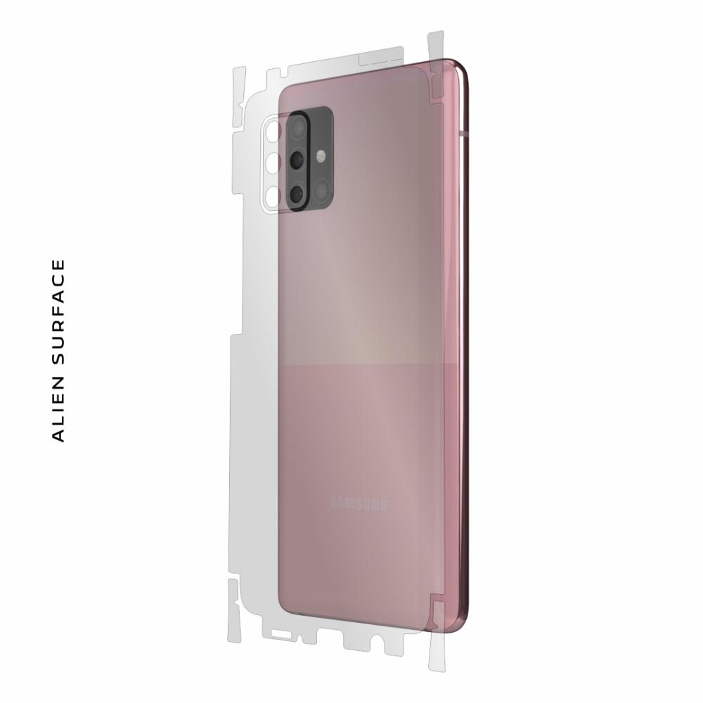 Samsung Galaxy A51 5G folie protectie Alien Surface