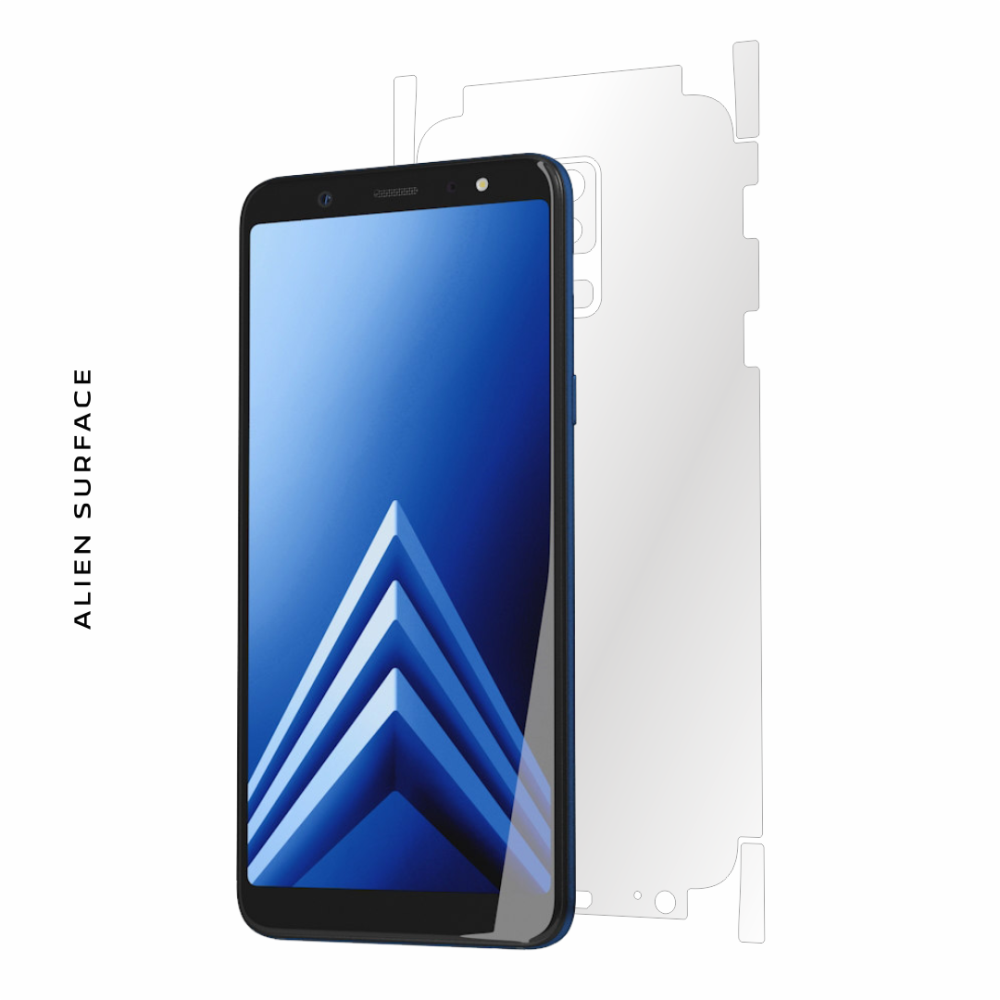Samsung Galaxy A6 Plus (2018) folie protectie Alien Surface