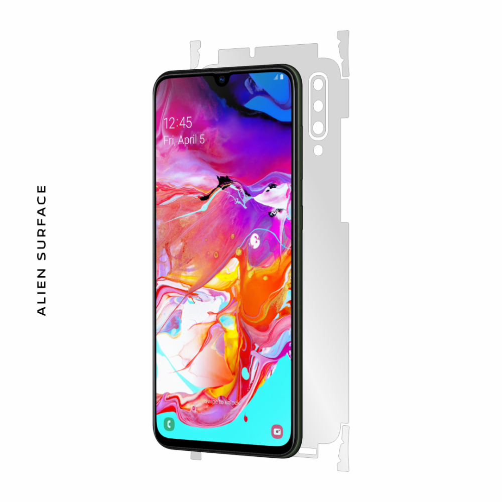 Samsung Galaxy A70 folie protectie Alien Surface