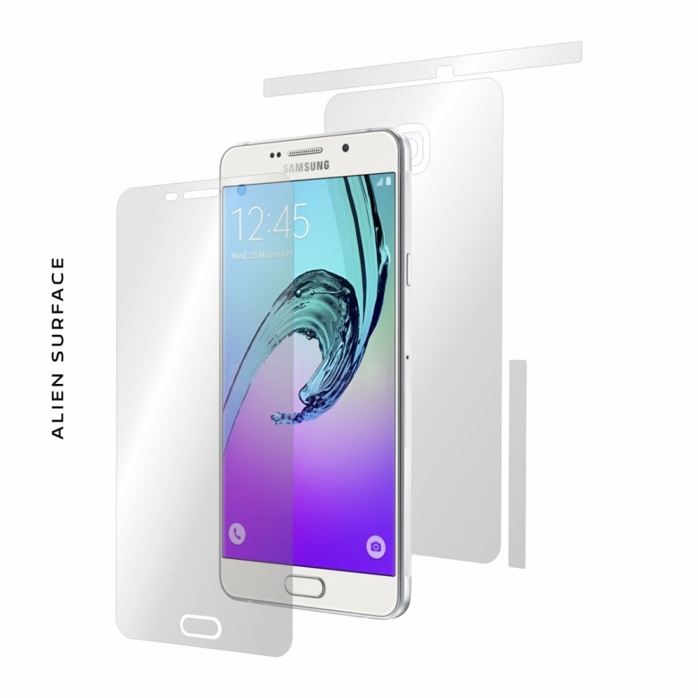 Samsung Galaxy A7 (2016) folie protectie Alien Surface