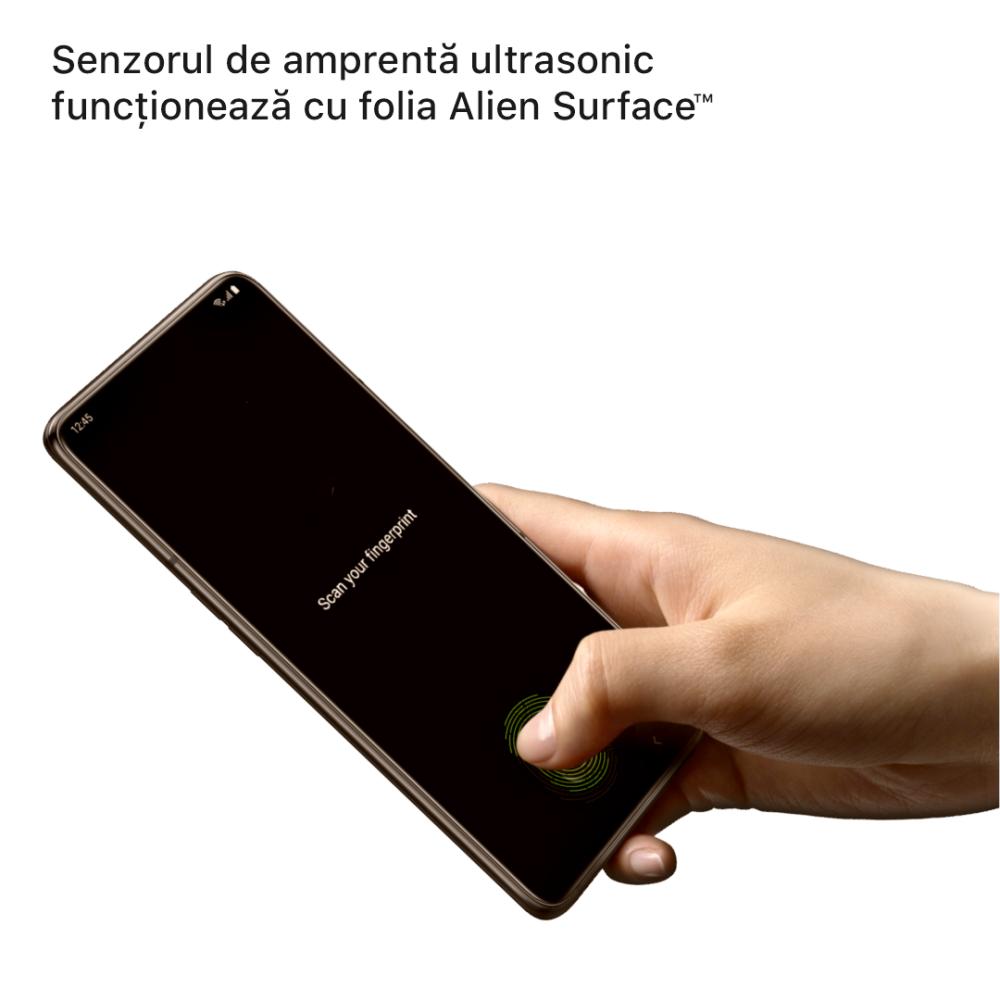 Samsung Galaxy A80 folie protectie Alien Surface