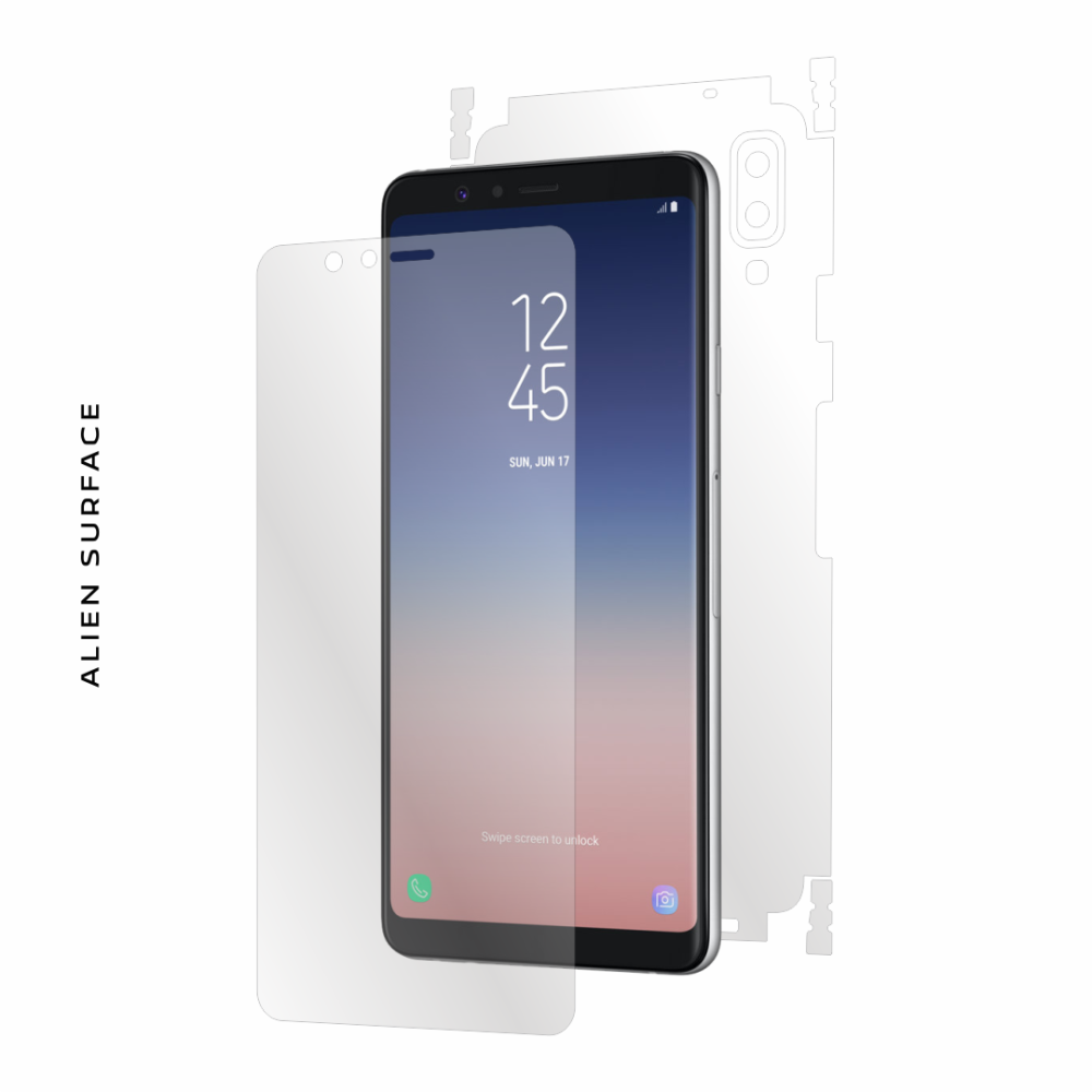 Samsung Galaxy A8 Star folie protectie Alien Surface