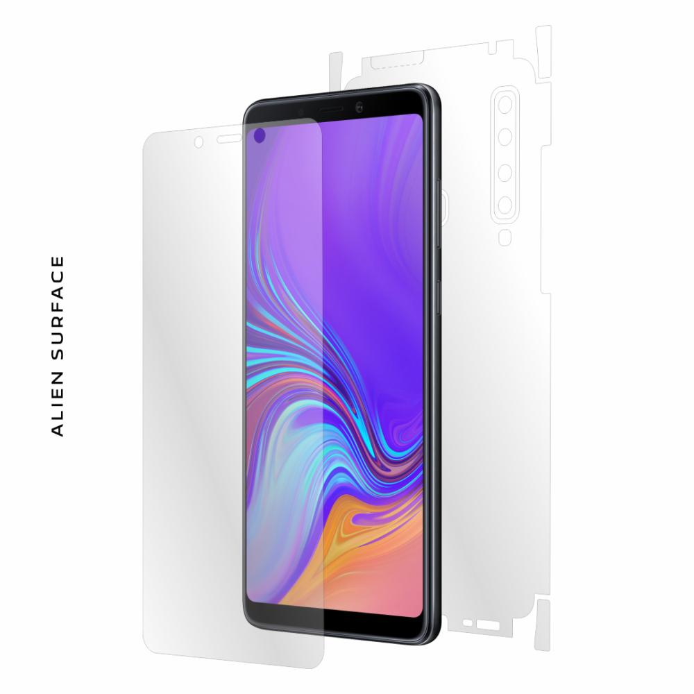 Samsung Galaxy A9 (2018) folie protectie Alien Surface