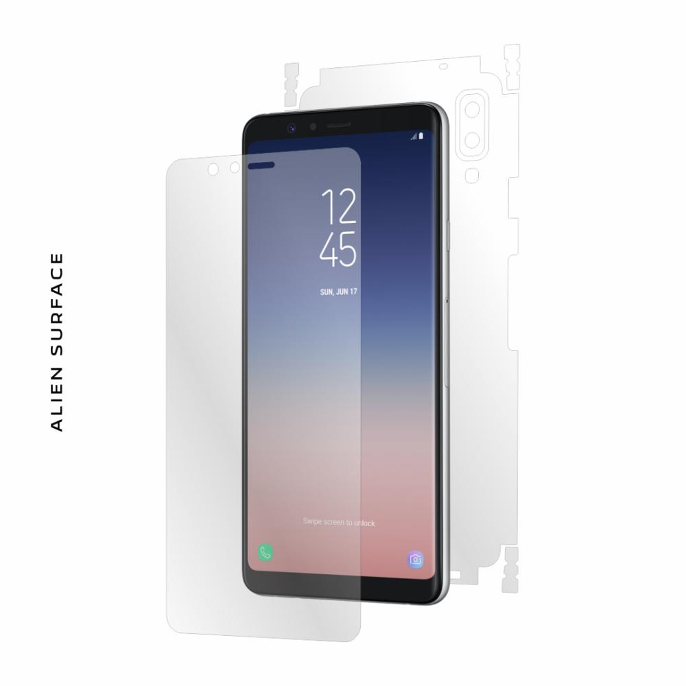 Samsung Galaxy A9 Star folie protectie Alien Surface