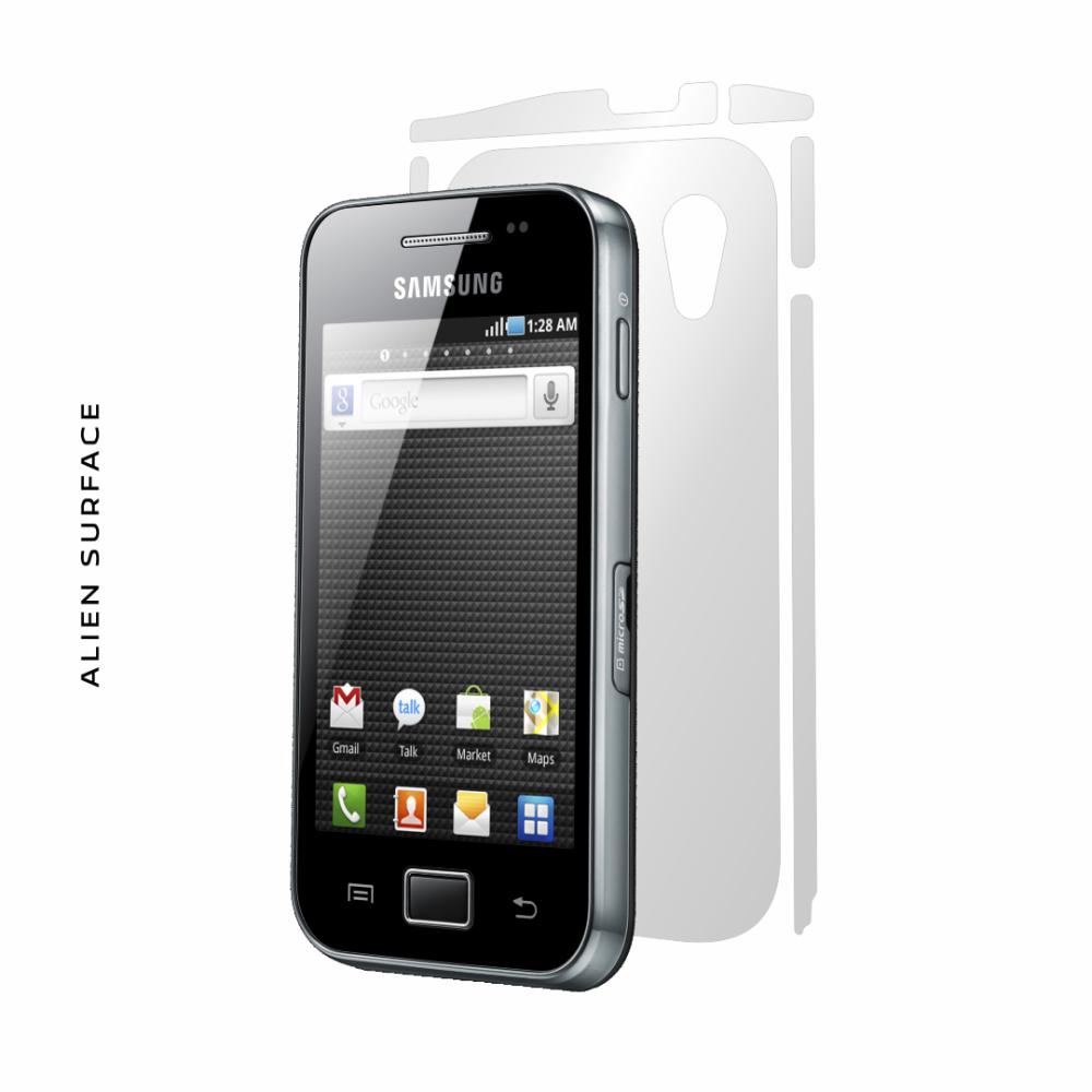 Samsung Galaxy Ace folie protectie Alien Surface