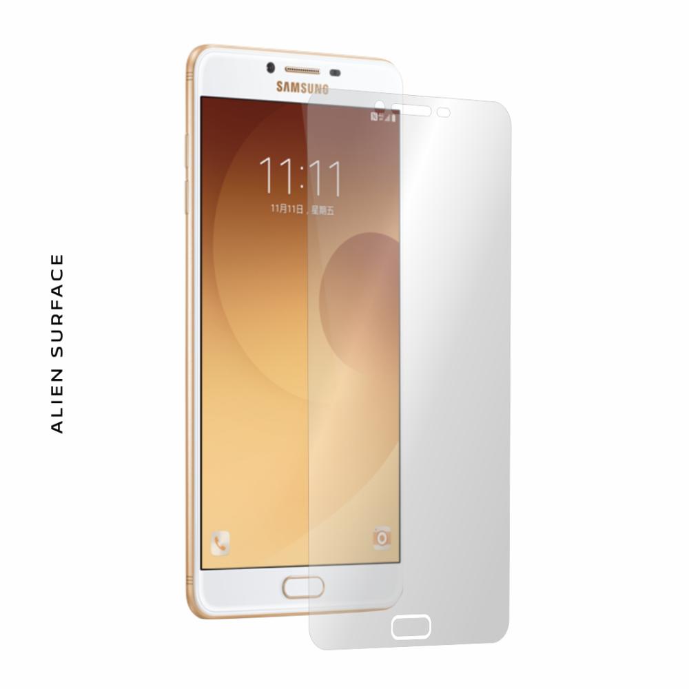Samsung Galaxy C9 Pro folie protectie Alien Surface