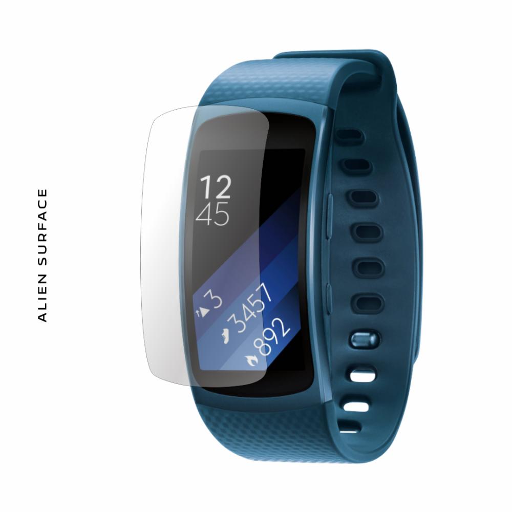 Samsung Galaxy Gear Fit 2 folie protectie Alien Surface