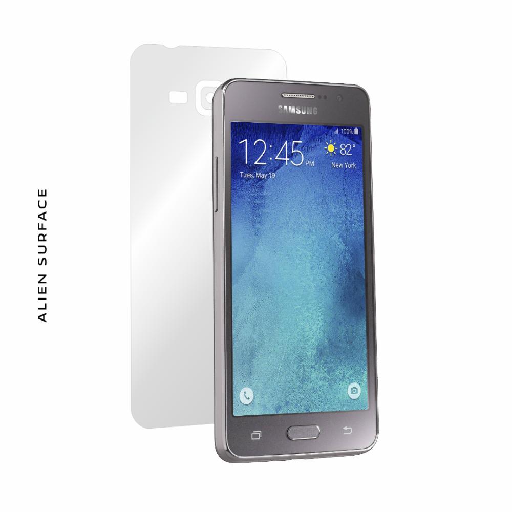 Samsung Galaxy Grand Prime folie protectie Alien Surface