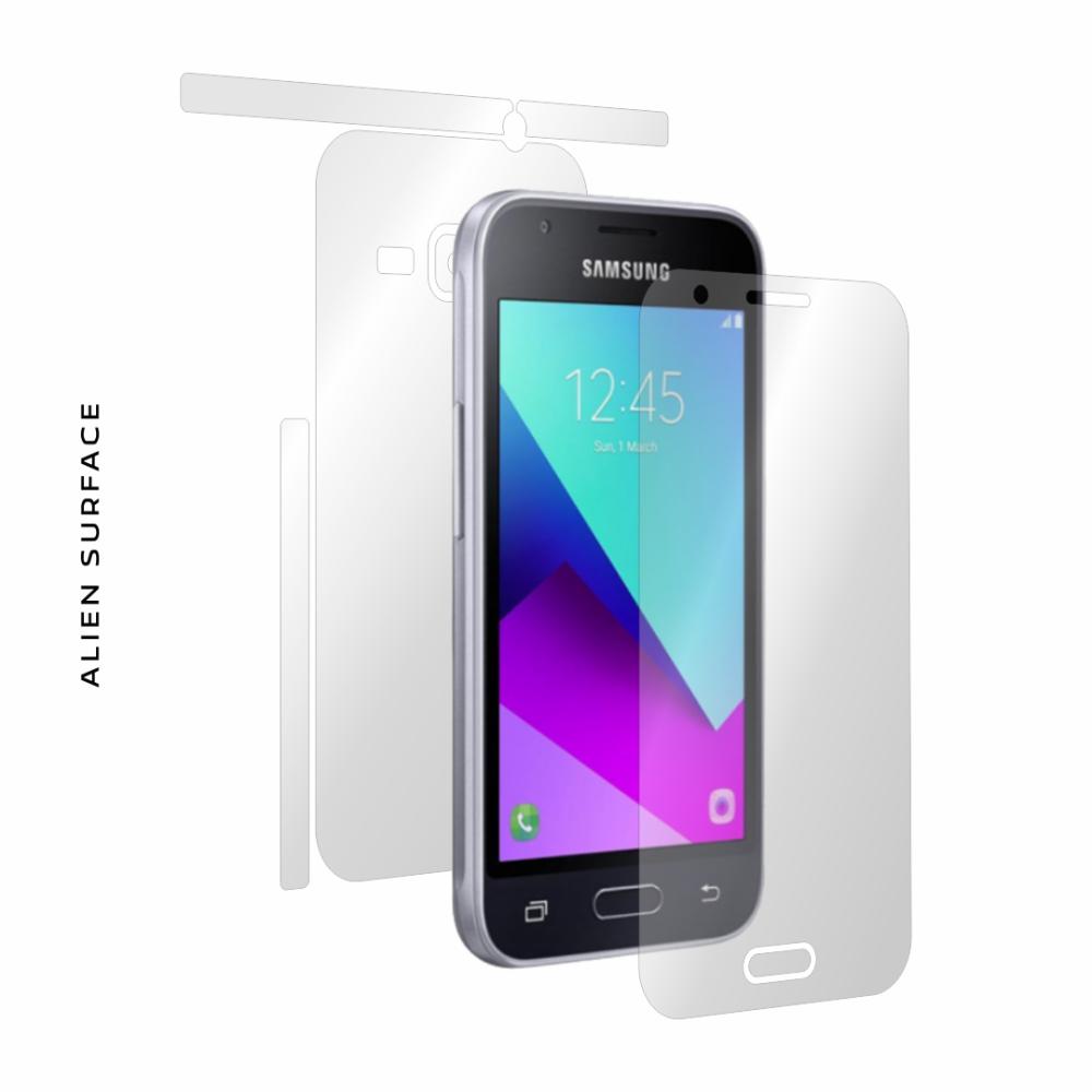 Samsung Galaxy J1 Mini Prime folie protectie Alien Surface