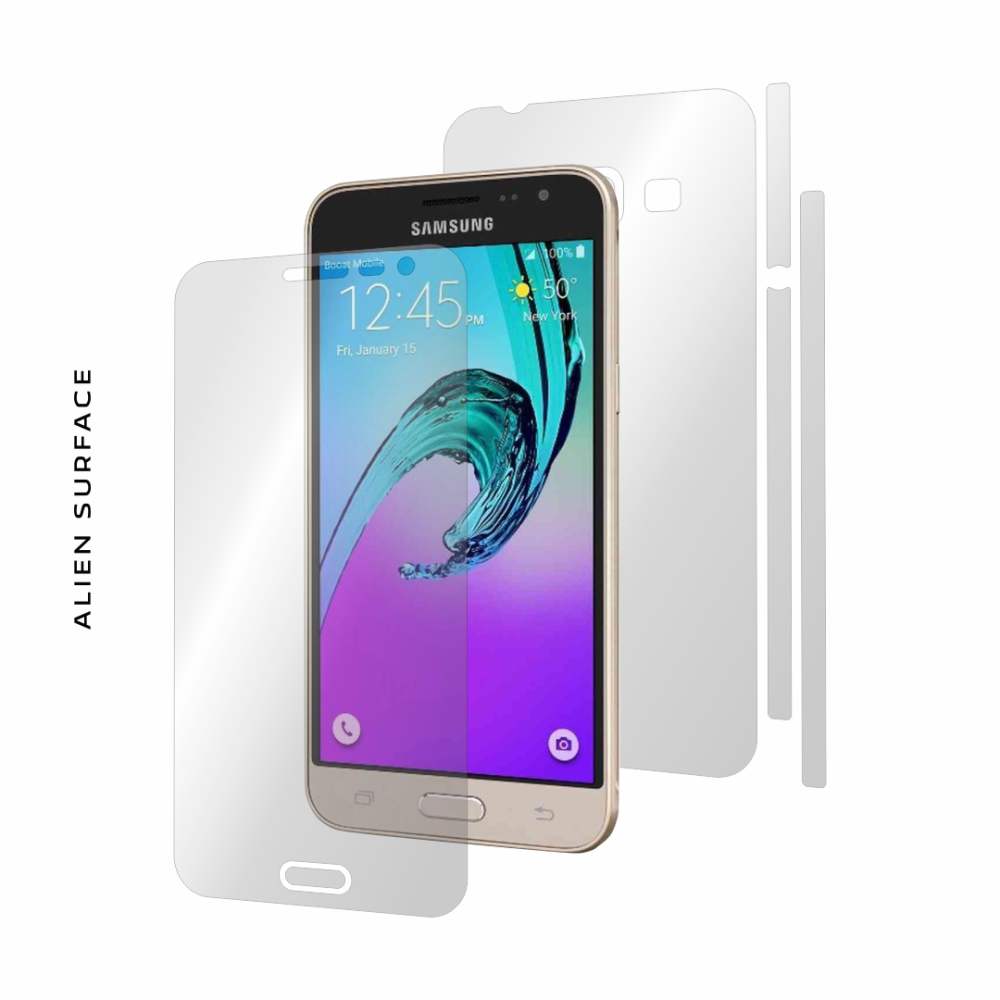Samsung Galaxy J3 (2016) folie protectie Alien Surface