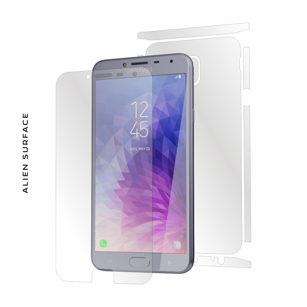 Samsung Galaxy J4 (2018) folie protectie Alien Surface