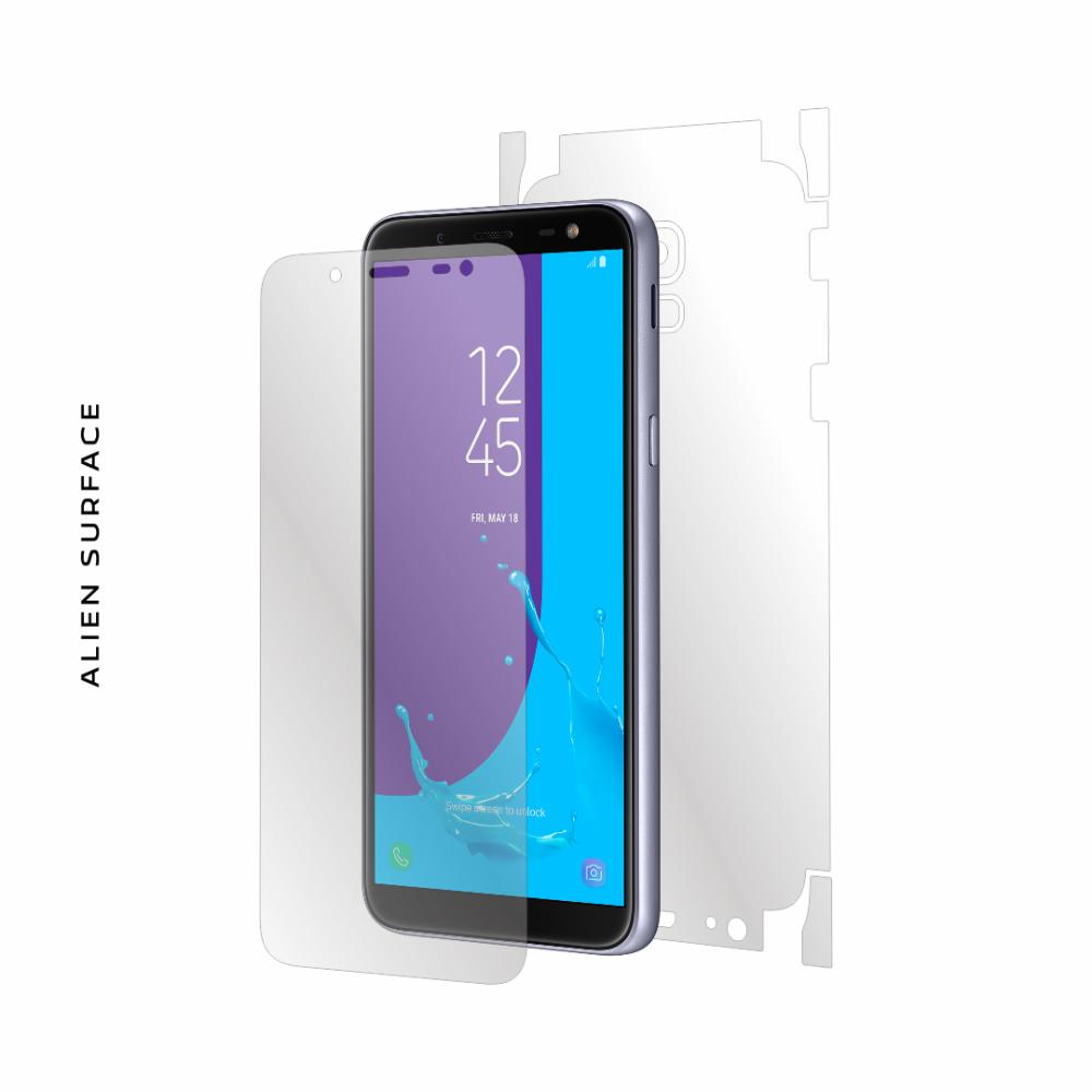Samsung Galaxy J6 (2018) folie protectie Alien Surface