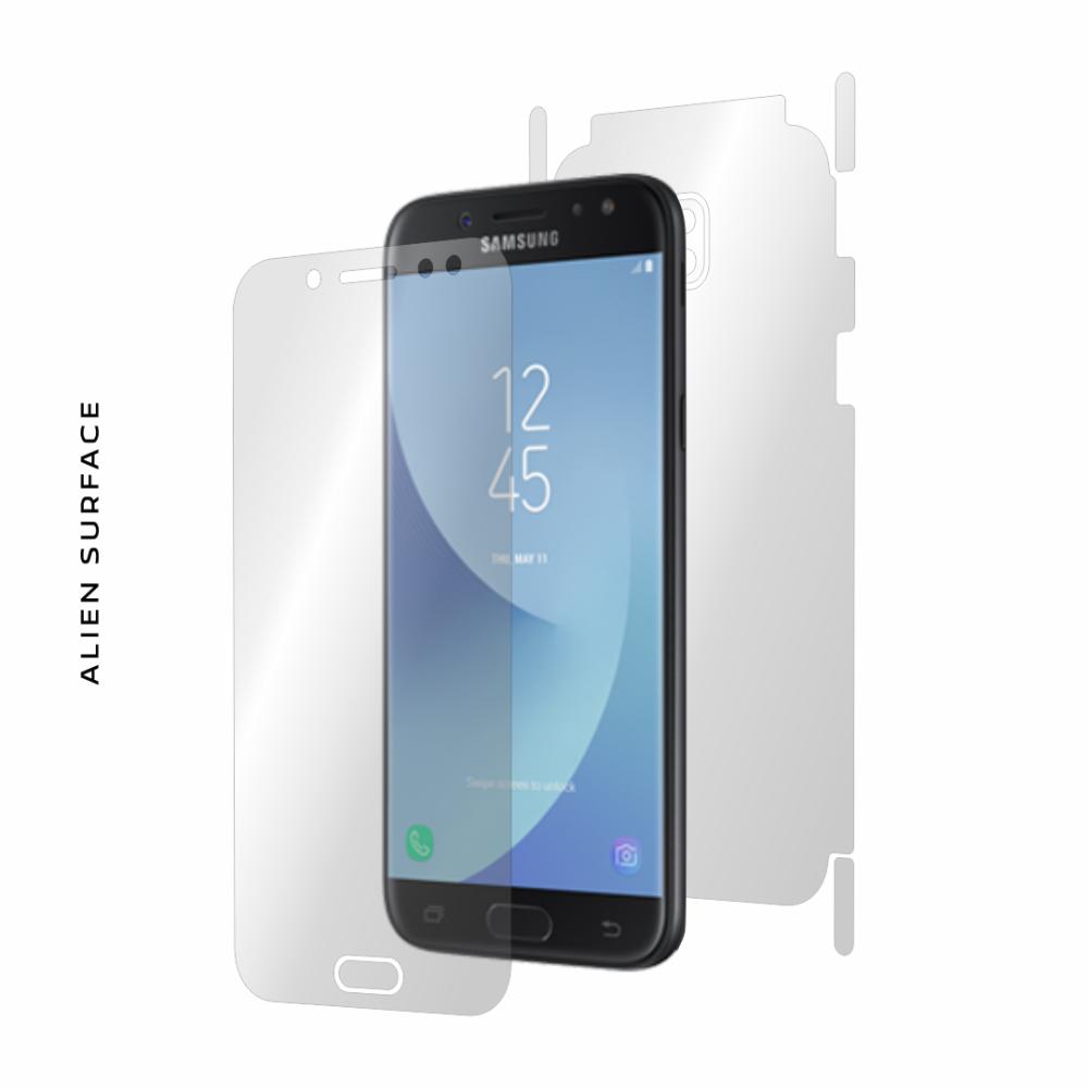 Samsung Galaxy J7 Pro folie protectie Alien Surface