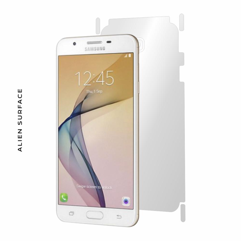 Samsung Galaxy J7 Prime folie protectie Alien Surface