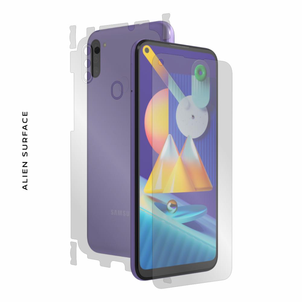 Samsung Galaxy M11 folie protectie Alien Surface