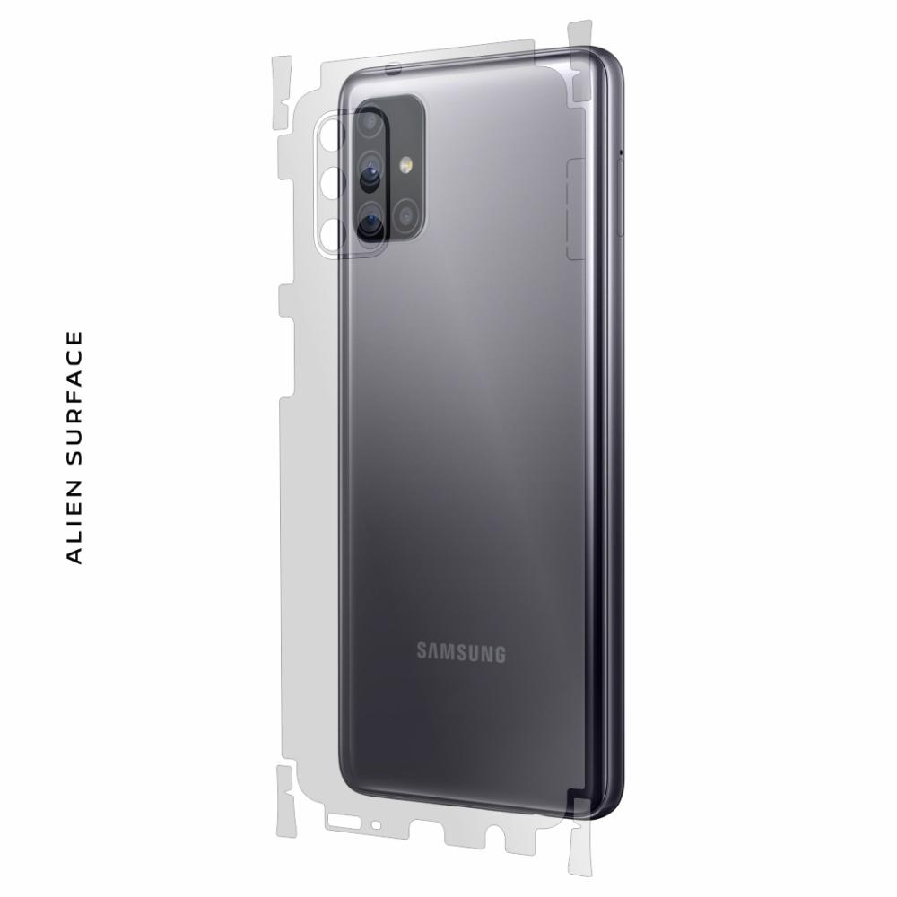 Samsung Galaxy M31s folie protectie Alien Surface