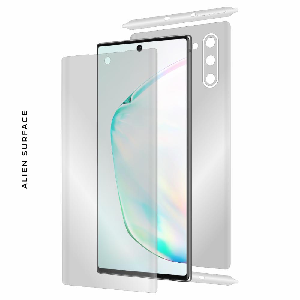 Samsung Galaxy Note 10 folie protectie Alien Surface