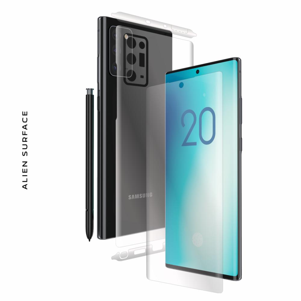Samsung Galaxy Note 20 folie protectie Alien Surface