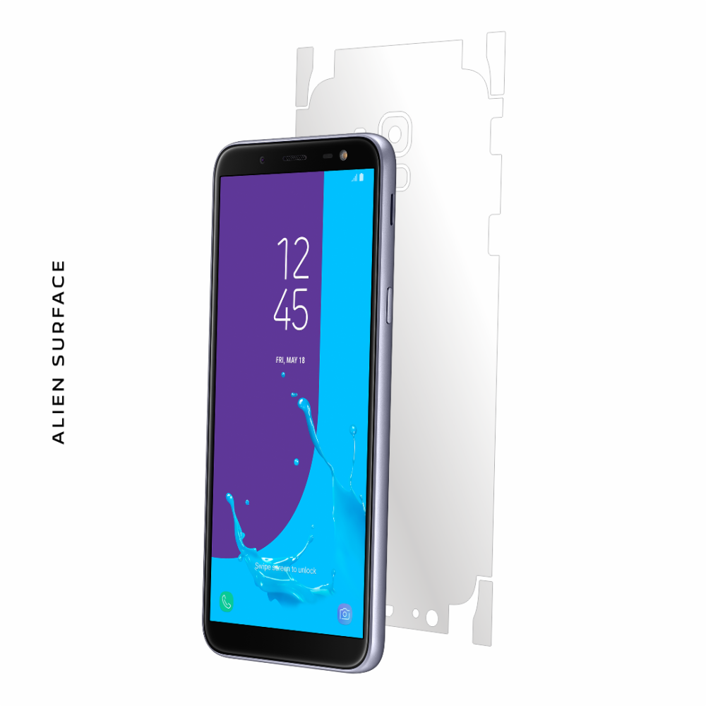 Samsung Galaxy On6 folie protectie Alien Surface