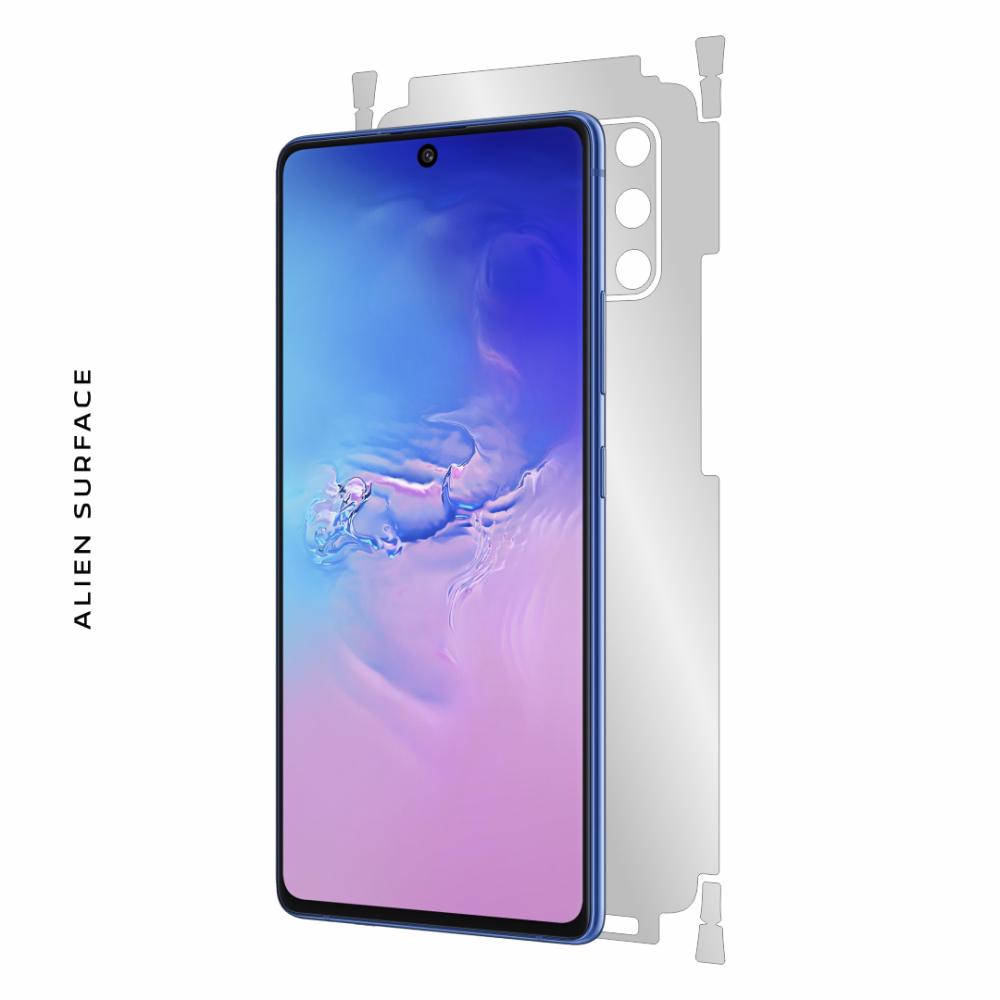 Samsung Galaxy S10 Lite folie protectie Alien Surface
