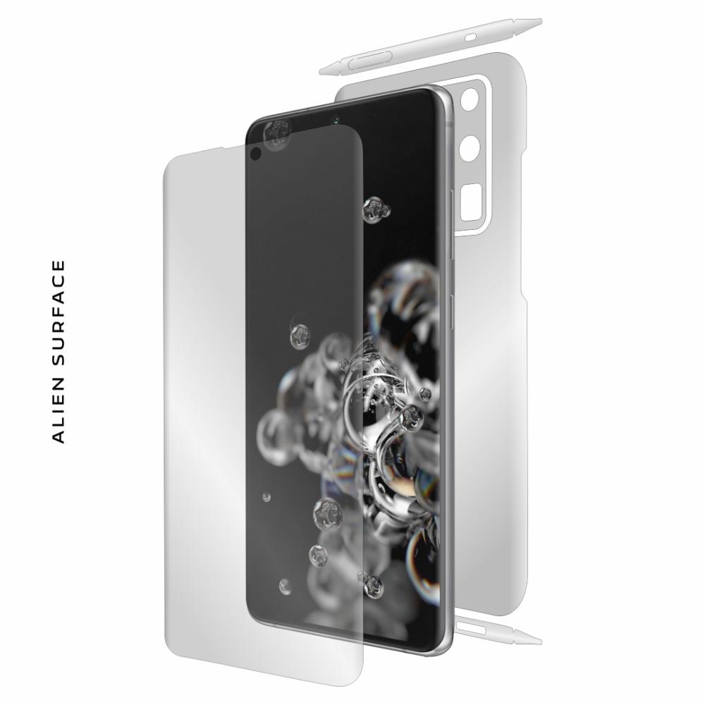 Samsung Galaxy S20 Ultra 5G folie protectie Alien Surface