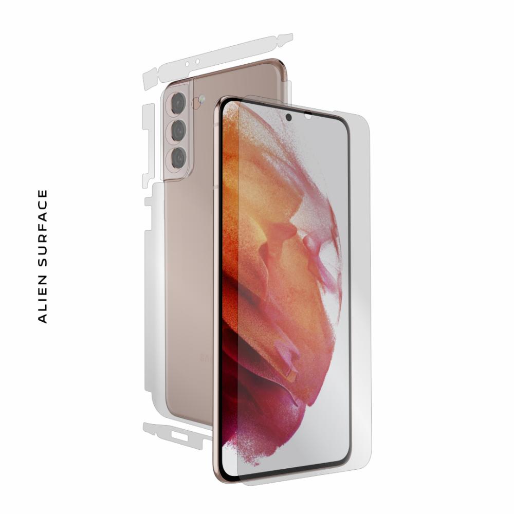 Samsung Galaxy S21 Plus 5G folie protectie Alien Surface