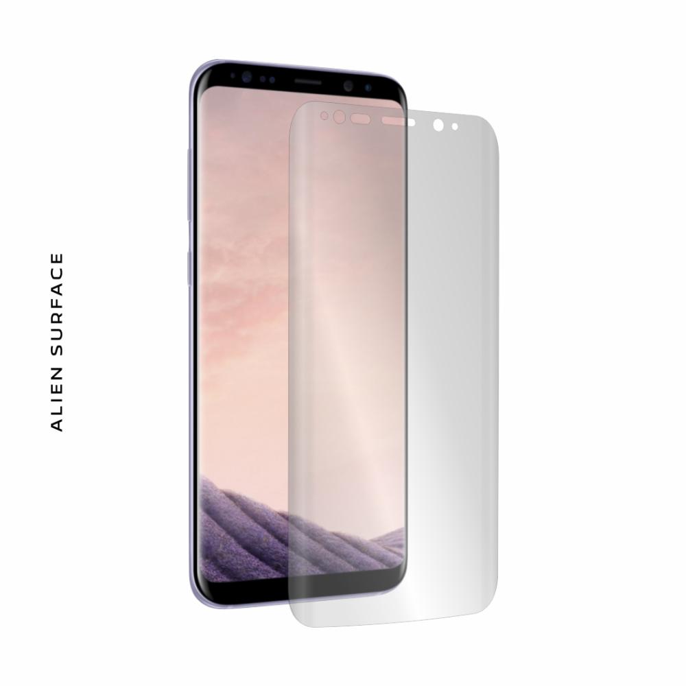 Samsung Galaxy S8 Plus folie protectie Alien Surface