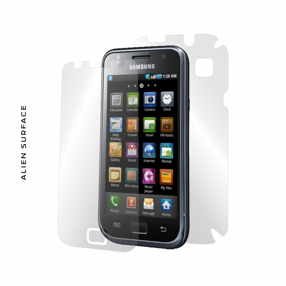 Samsung Galaxy S Plus i9001 folie protectie Alien Surface
