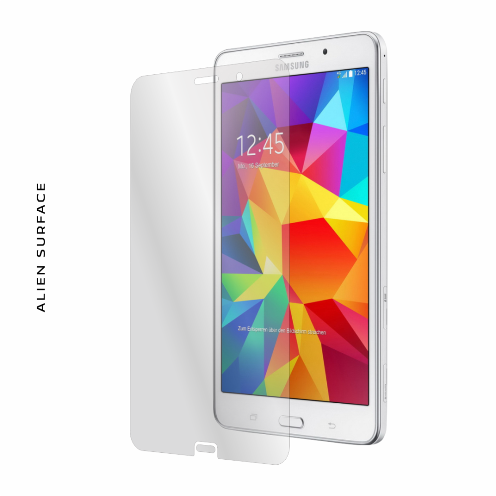 Samsung Galaxy Tab 4 8.0 LTE (T335) folie protectie Alien Surface