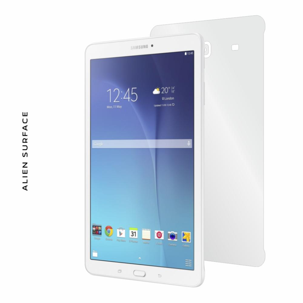 Samsung Galaxy Tab E T560 9.6 inch folie protectie Alien Surface