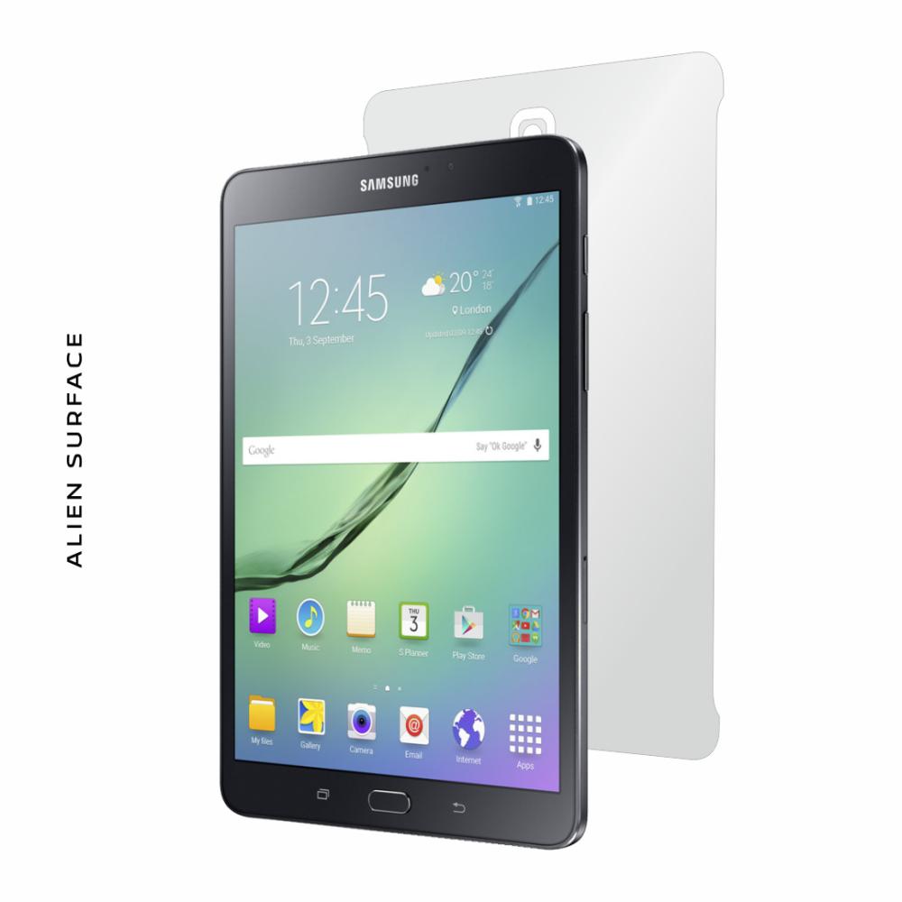 Samsung Galaxy Tab S2 Wi-Fi 8 inch folie protectie Alien Surface