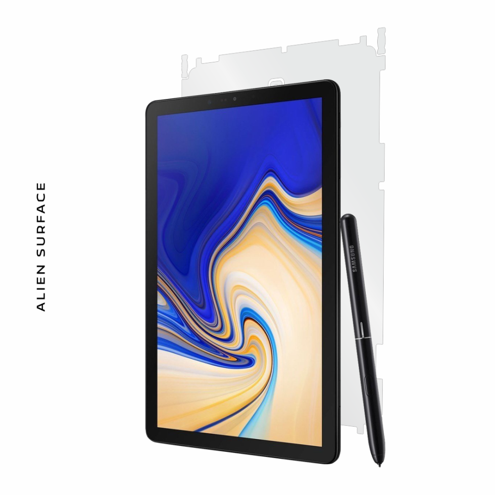 Samsung Galaxy Tab S4 T835 (2018) 10.5 inch folie protectie Alien Surface
