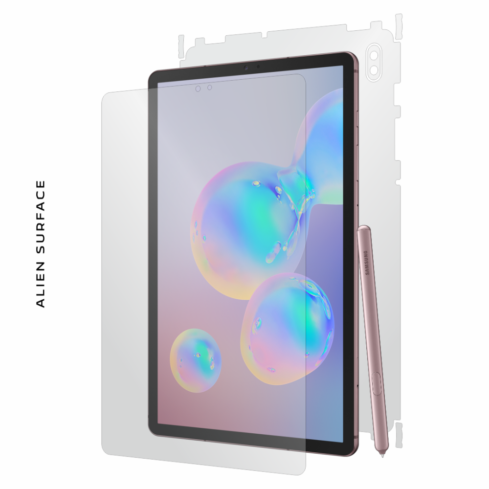 Samsung Galaxy Tab S6 10.5 inch folie protectie Alien Surface