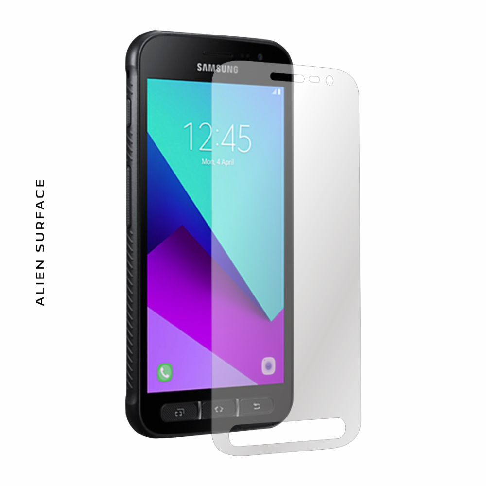 Samsung Galaxy Xcover 4 folie protectie Alien Surface