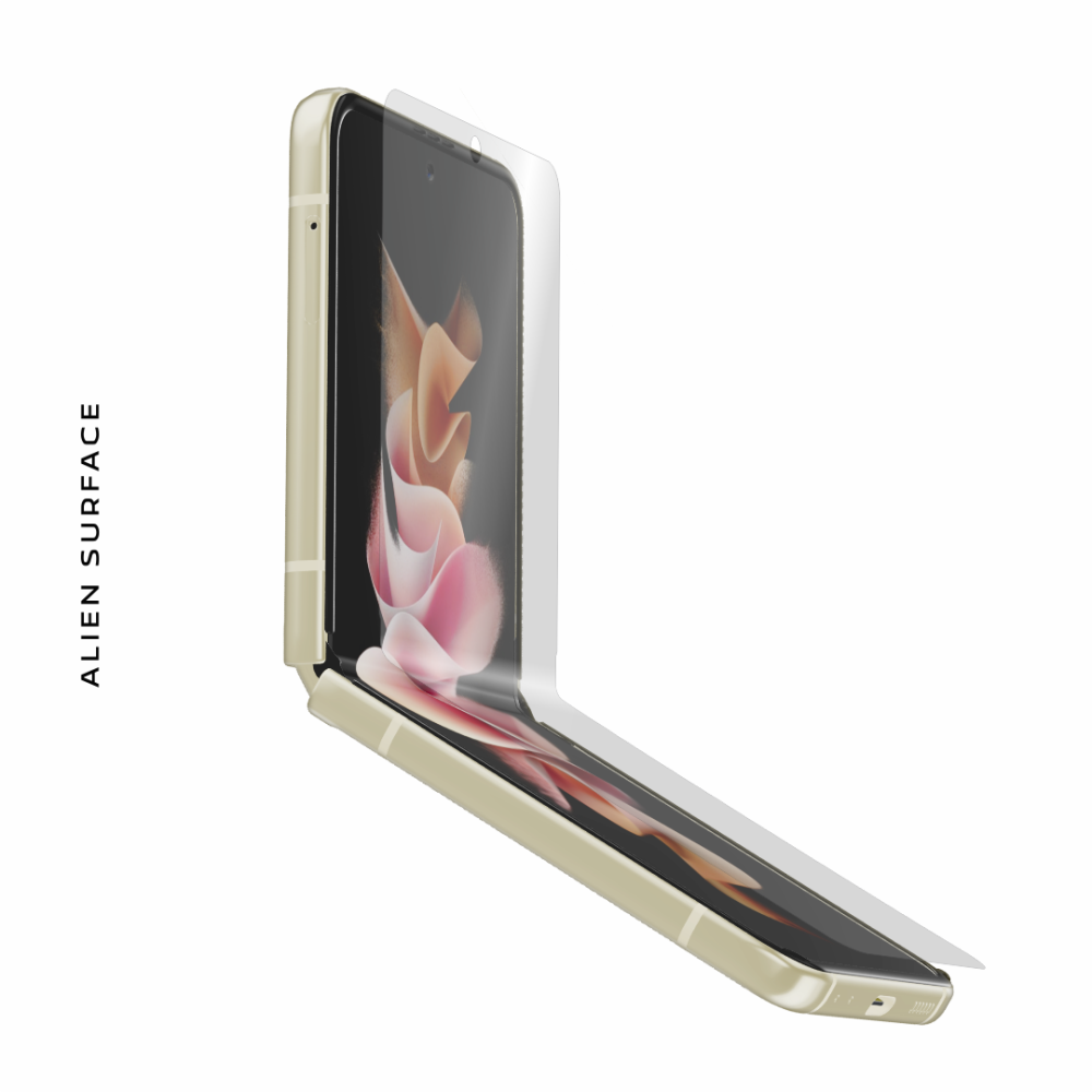 Samsung Galaxy Z Flip3 5G folie protectie Alien Surface