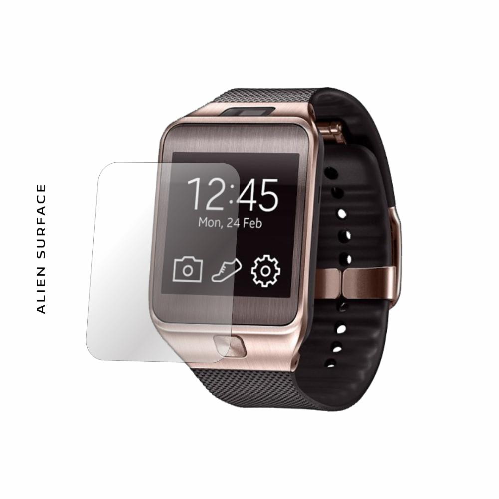 Samsung Gear 2 folie protectie Alien Surface