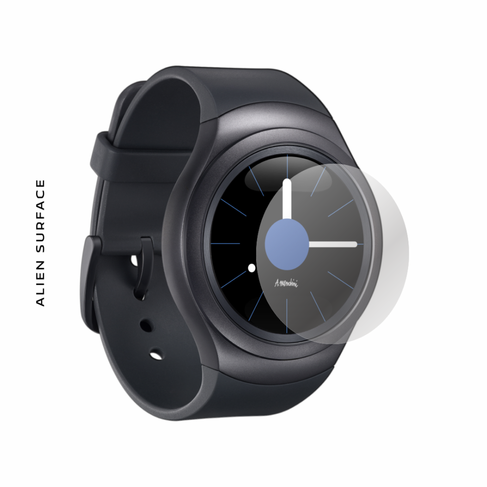 Samsung Gear S2 folie protectie Alien Surface