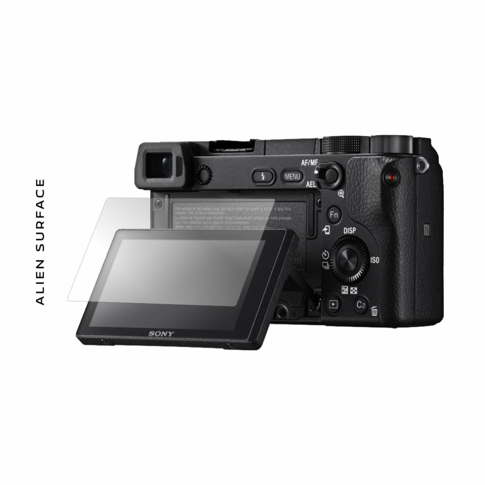 Sony A6300 folie protectie Alien Surface