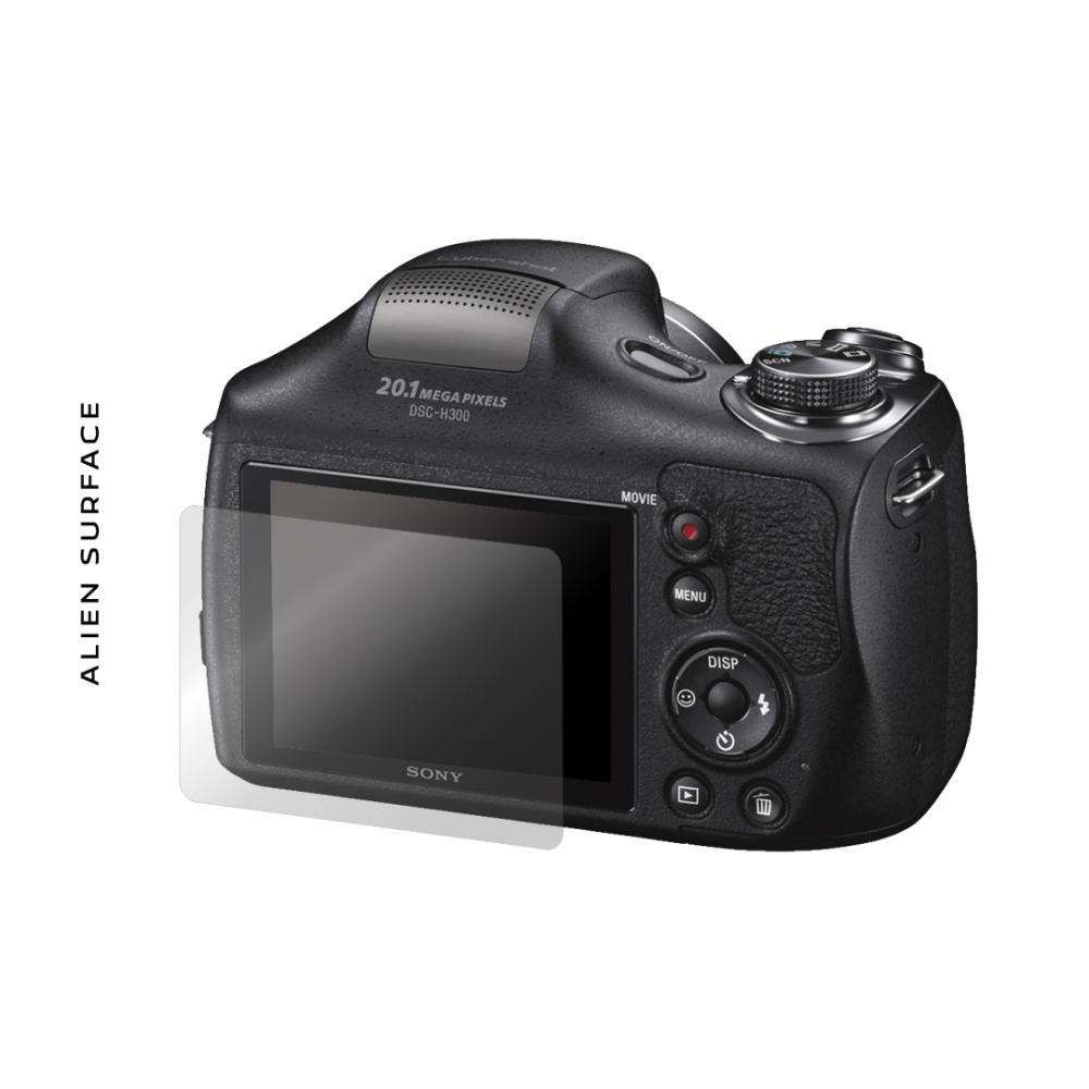 Sony DSC H300 folie protectie Alien Surface