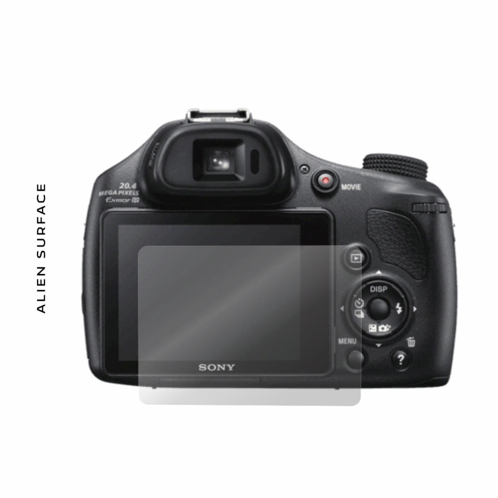 Sony DSC HX400 folie protectie Alien Surface