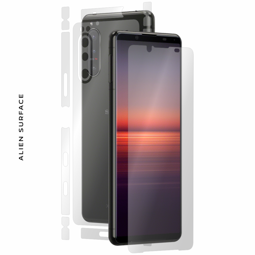 Sony Xperia 5 II folie protectie Alien Surface