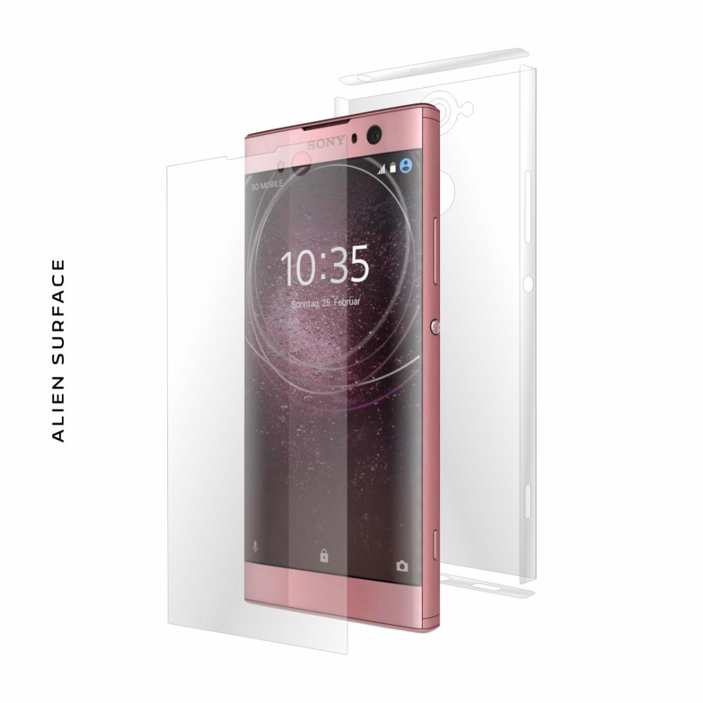 Sony Xperia XA2 folie protectie Alien Surface